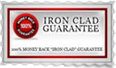 Iron Clad Guarantee