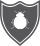 malware icon for home page